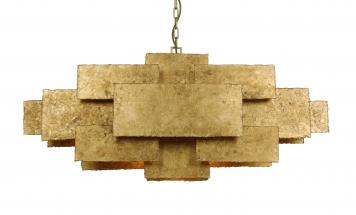 BELUGA LB06-6+1 ambachtelijk brons