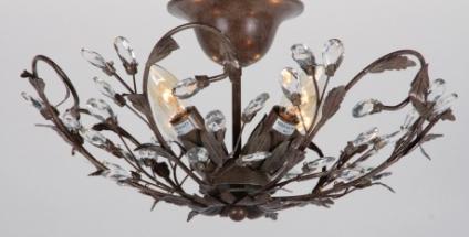 Elegance LB900-4PL rust 1